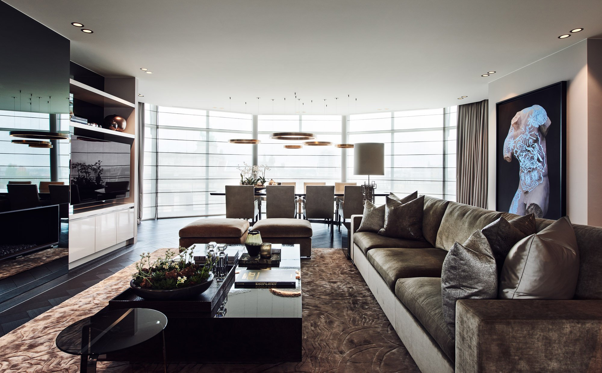 interior design large living room