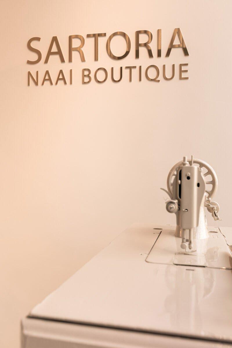 interior design sewing boutique sartoria
