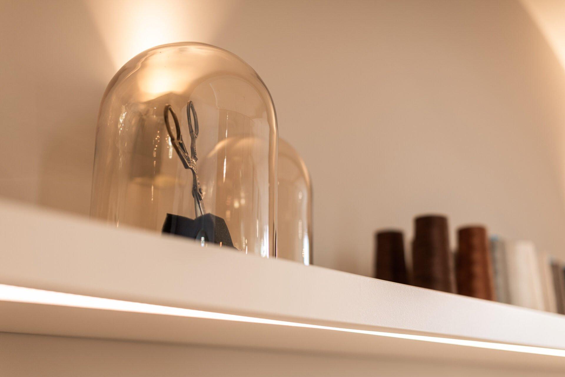 interior design sewing boutique scissors