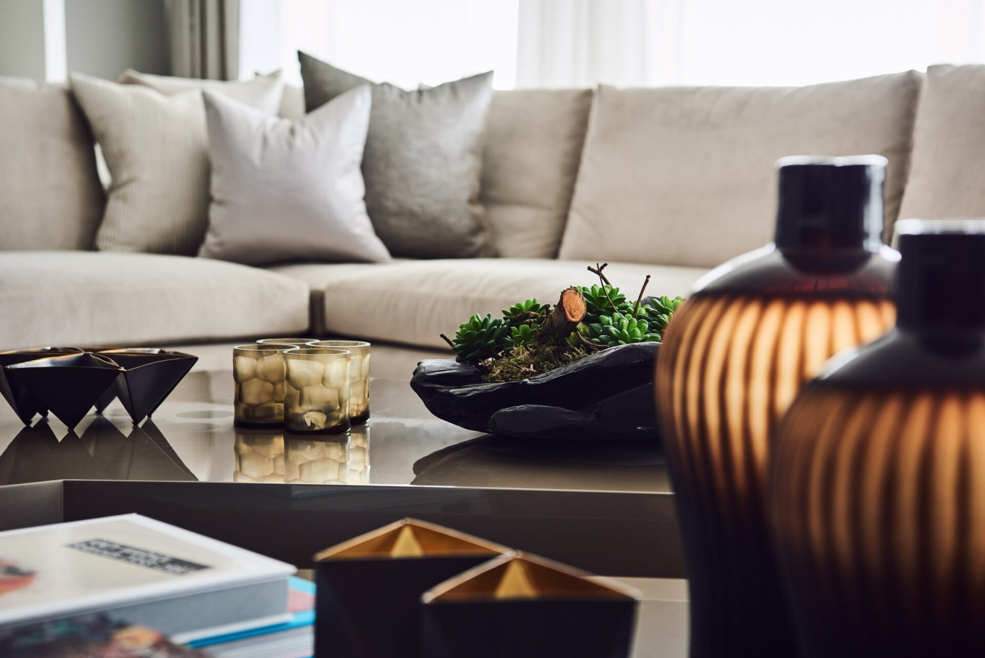 interior design coffee table